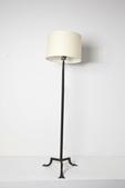 image Maison Ramsay - Black Floor Lamp