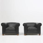 image André Arbus - Pair of Armchairs / SOLD