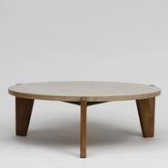 image Jean Prouvé - Marble Coffee Table / SOLD