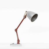 image Bernard Albin Gras - Red Desk Lamp