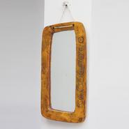 image Juliette Derel - Ceramic Mirror / SOLD