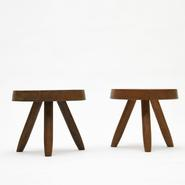 image Charlotte Perriand - Low stool