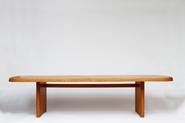 image Pierre Chapo - Large Dining Table / SOLD