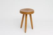 image Charlotte Perriand - Light Wood Stool