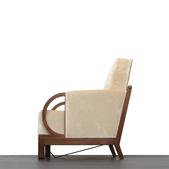 image Eugene Printz - Sliding Lounge Chair / SOLD