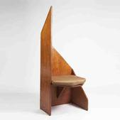 image Hervé Baley - Large chair / SOLD