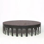image Pia Manu - Round coffee table / SOLD