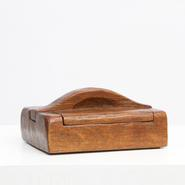 image Alexandre Noll - Rectangular Wood Box - SOLD