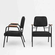 image Jacques Hitier - Pair of Chairs