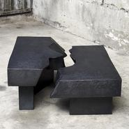image Pierre Sabatier - San Andreas II coffee table / SOLD