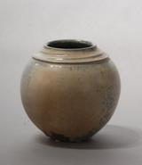 image Gustave Tiffoche - Round Ceramic Vase