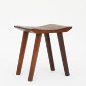 image Marolles - Wood stool / SOLD