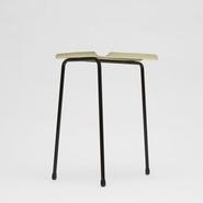 image Jean Prouvé - Yellow side table / SOLD
