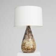 image Alexandre Kostanda - Ceramic Table Lamp / SOLD