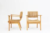 image Audoux-Minet - Pair of Armchairs / SOLD