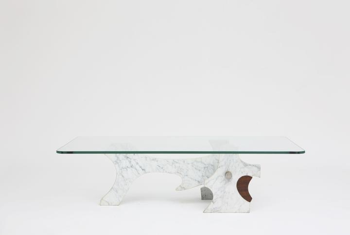 Fred Brouard   Sculptural Coffee Table