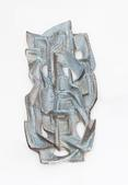 image Beppe Domenci - Blue Ceramic Sconce