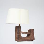 image La Borne - Ceramic Table Lamp / SOLD
