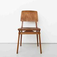 image Jean Prouvé - All Wood chair