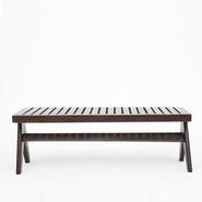 image Pierre Jeanneret - Slat bench / SOLD