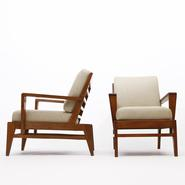 image René Gabriel - Pair of Armchairs / SOLD