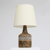 image Jean Rivier - Ceramic table lamp / SOLD