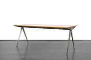 image Jean Prouvé - Large Compass Table / SOLD