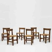 image Marolles-Set of six chairs