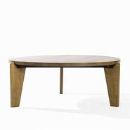 image Jean Prouvé - Wood coffee table / SOLD