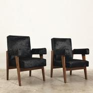 image Le Corbusier, Pierre Jeanneret & Jeet Lal Malhotra -