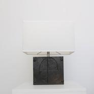 image Jacques Quinet and Raoul Ubac - Table lamp / SOLD