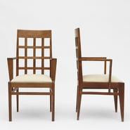 image René Gabriel - Pair of Armchairs