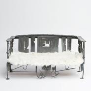 image Sylvain Contini - Sculptural Bench / SOLD