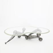 image René Broissand - Sculptural coffee table / SOLD