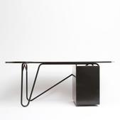 image Edgard Pillet - Black Desk