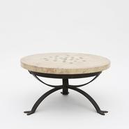 image Paul Becker - Circular side table