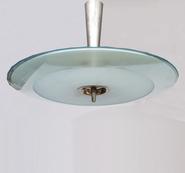 image Fontana Arte / Max Ingrand - Ceiling Lamp / SOLD