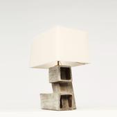 image Marius Bessone - Ceramic table lamp / SOLD