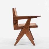 image Pierre Jeanneret - Classroom chair