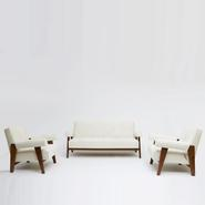 image Pierre Jeanneret - Set of