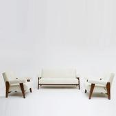 image Pierre Jeanneret - Set of