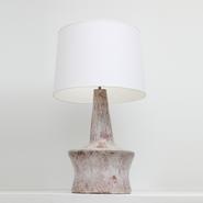 image Juliette Derel - Ceramic table lamp / SOLD