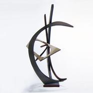 image André Bloc - Wood Sculpture / SOLD