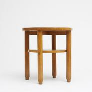 image Henry Jacques Le Meme - Pedestal table