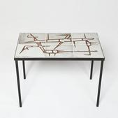 image Jean Rivier - Ceramic coffee table / SOLD