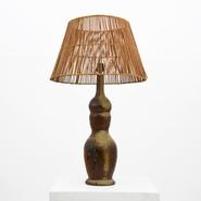 image La Borne - Ceramic table lamp