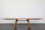 image Jean Prouvé - Wooden Dining Table / SOLD