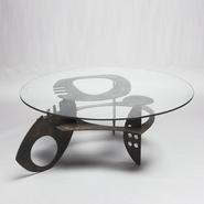 image Berto Lardera - Scupltural Coffee Table / SOLD