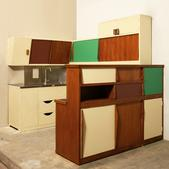 image Le Corbusier - Kitchen cell