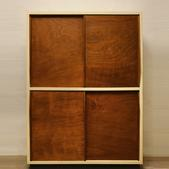 image Le Corbusier - 4-door built-in closet